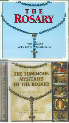 how to say the rosary cd